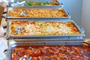 Ein professionelles Catering kann zu allen erdenklichen Anlässen und Veranstaltungen in Anspruch genommen werden.