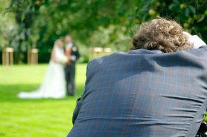 Professionelle Hochzeitsfotos.
